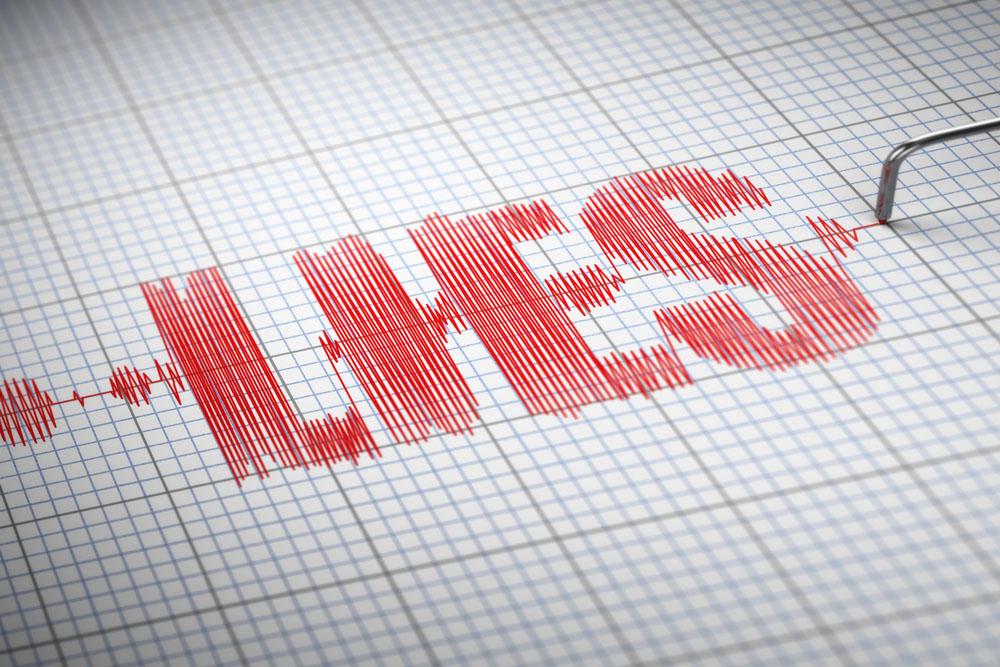 「LIES」と書かれた画像