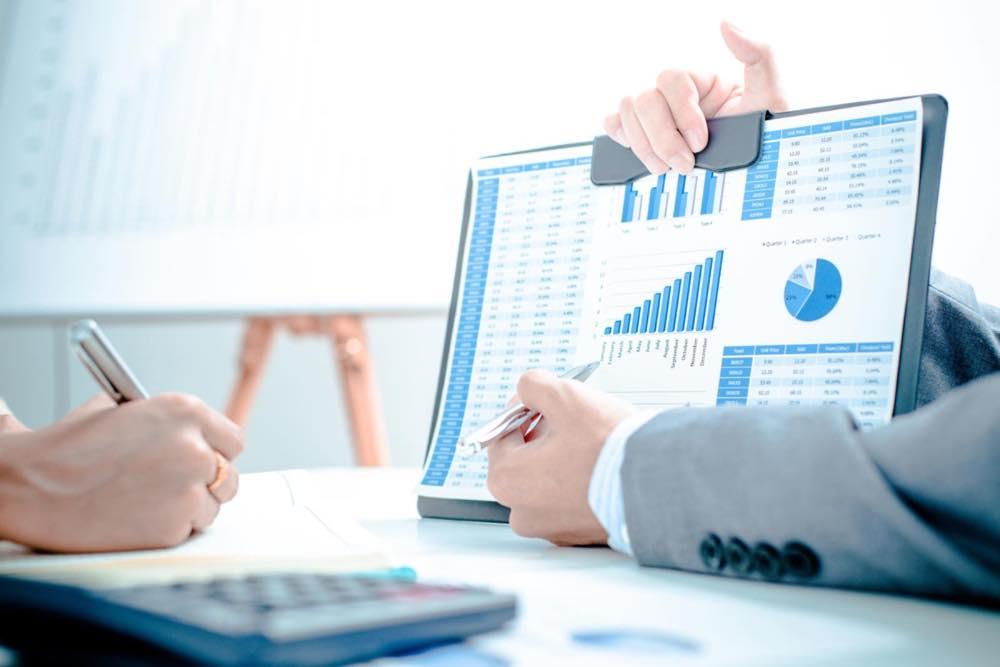財務・経理の仕事のイメージ
