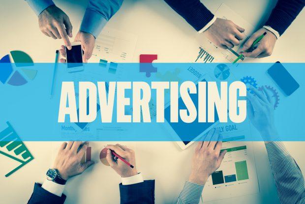 「ADVERTISING」と書かれた画像