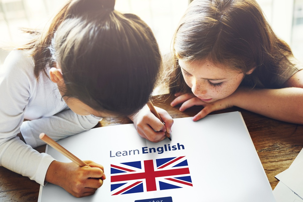 英語を勉強する人のイメージ