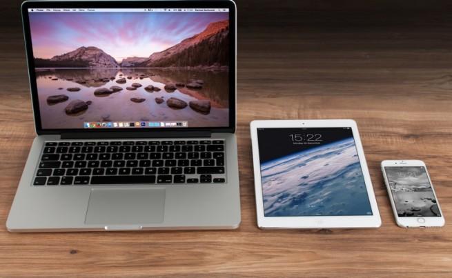 ノートパソコン・タブレット端末・スマートフォン
