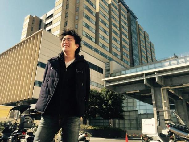 Central Figure株式会社 社長|髙橋 佑樹さん