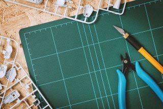 模型を作る道具