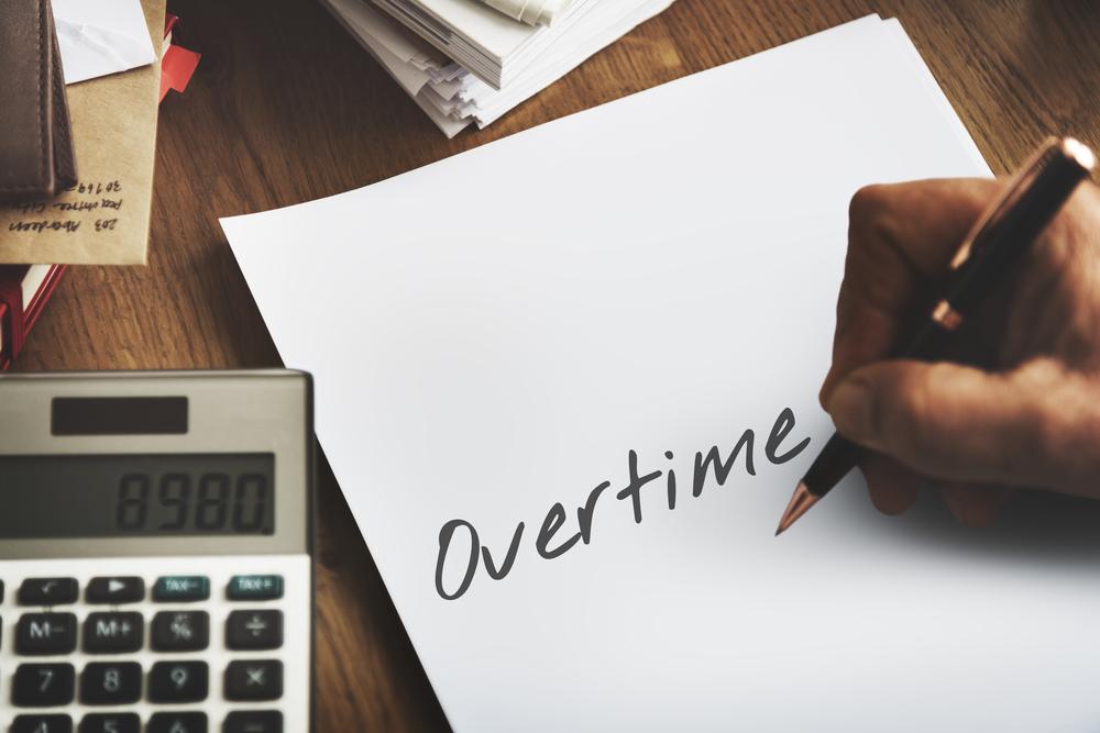 『Overtime』と書かれた画像