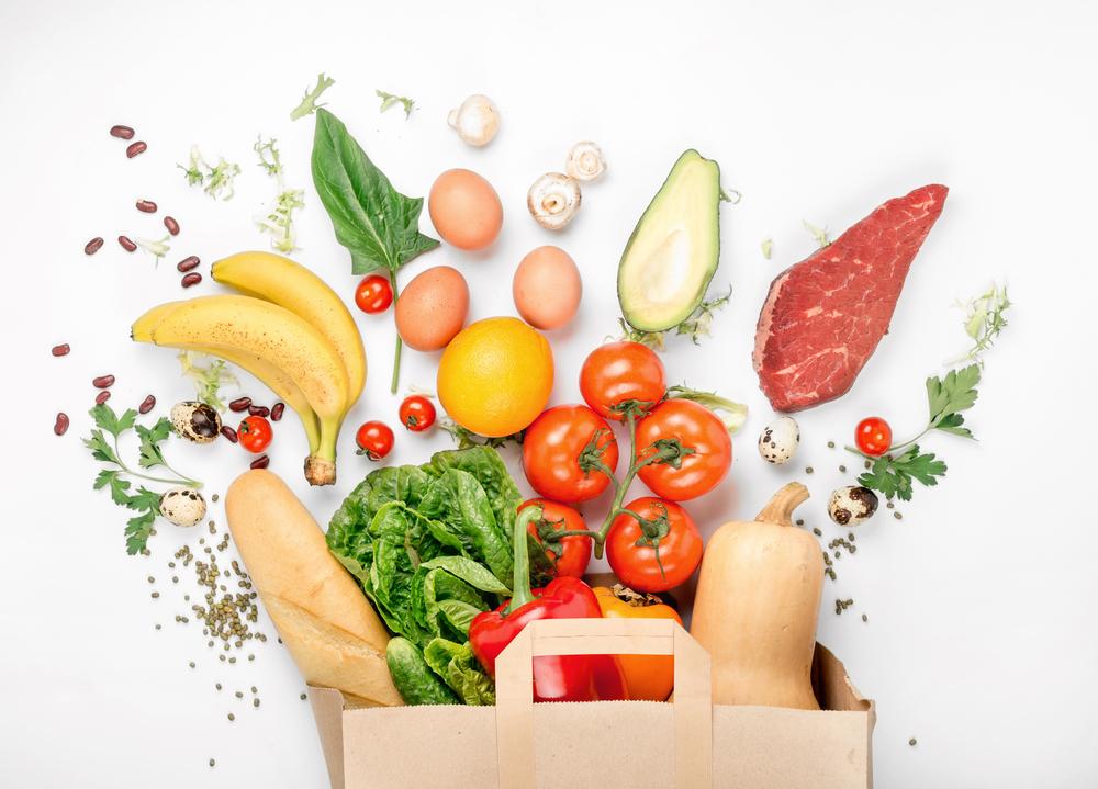 食品の原料