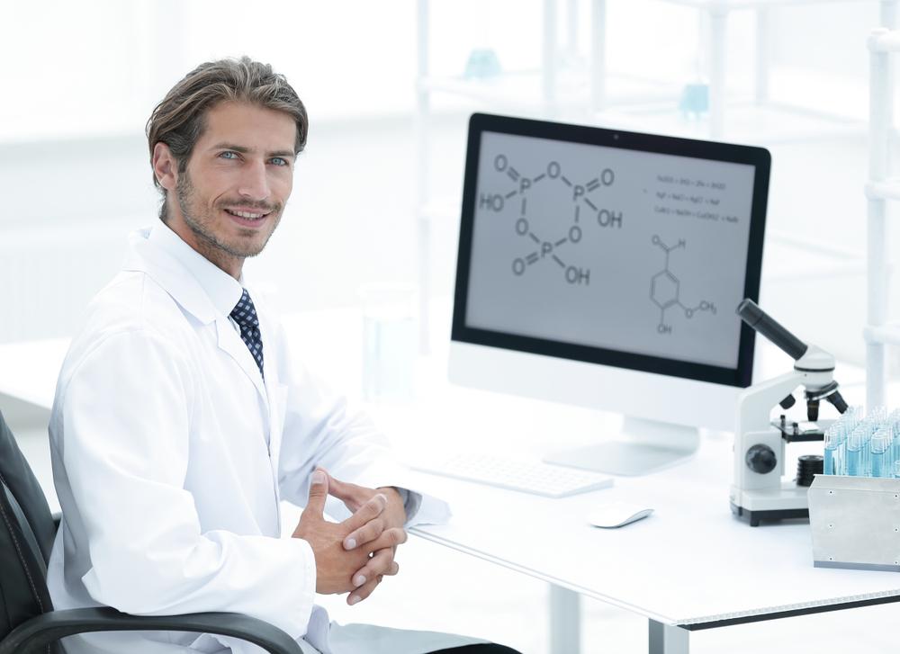 優秀な研究員