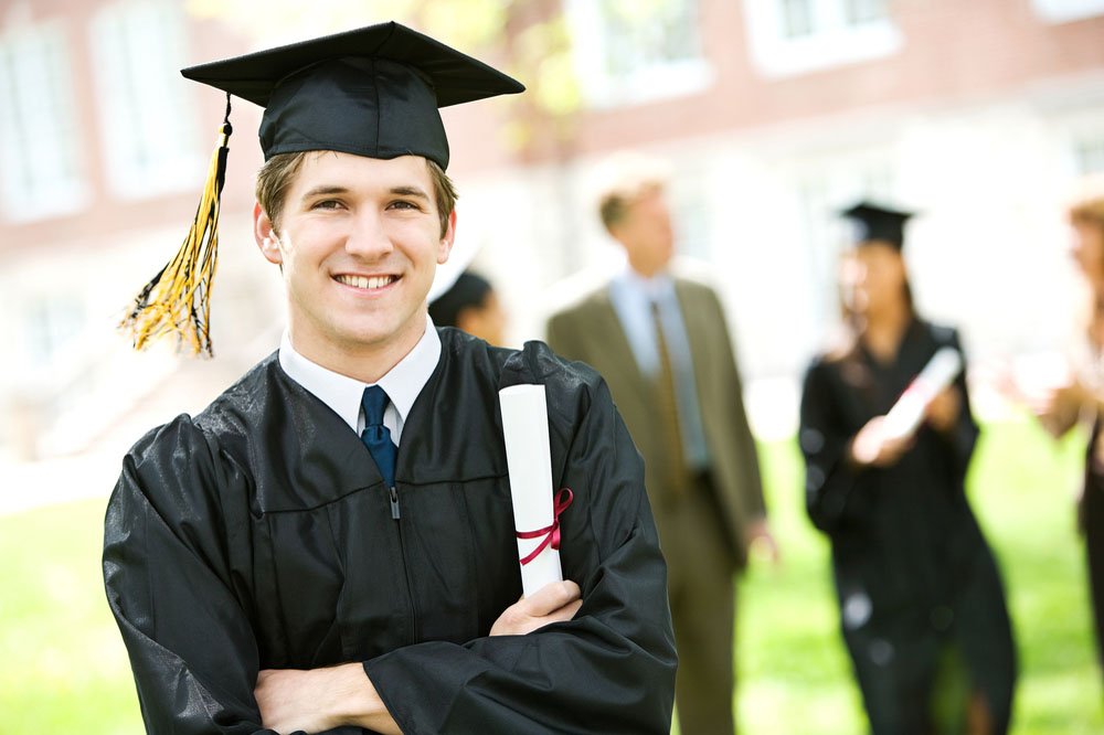 理系の大学を卒業した学生