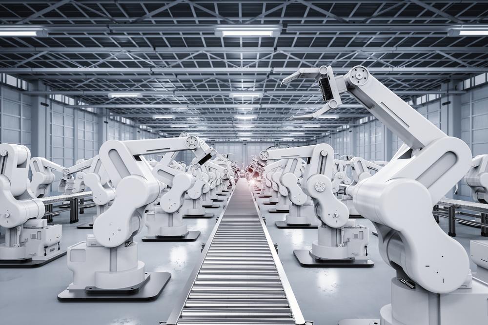 既卒のための業界研究│産業用ロボット業界の動向