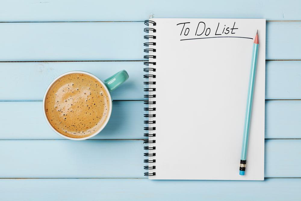 やっておくべきリスト