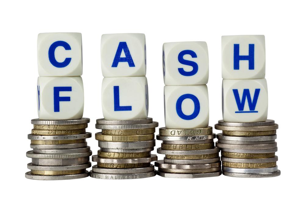 「CASH FLOW」と書かれた画像