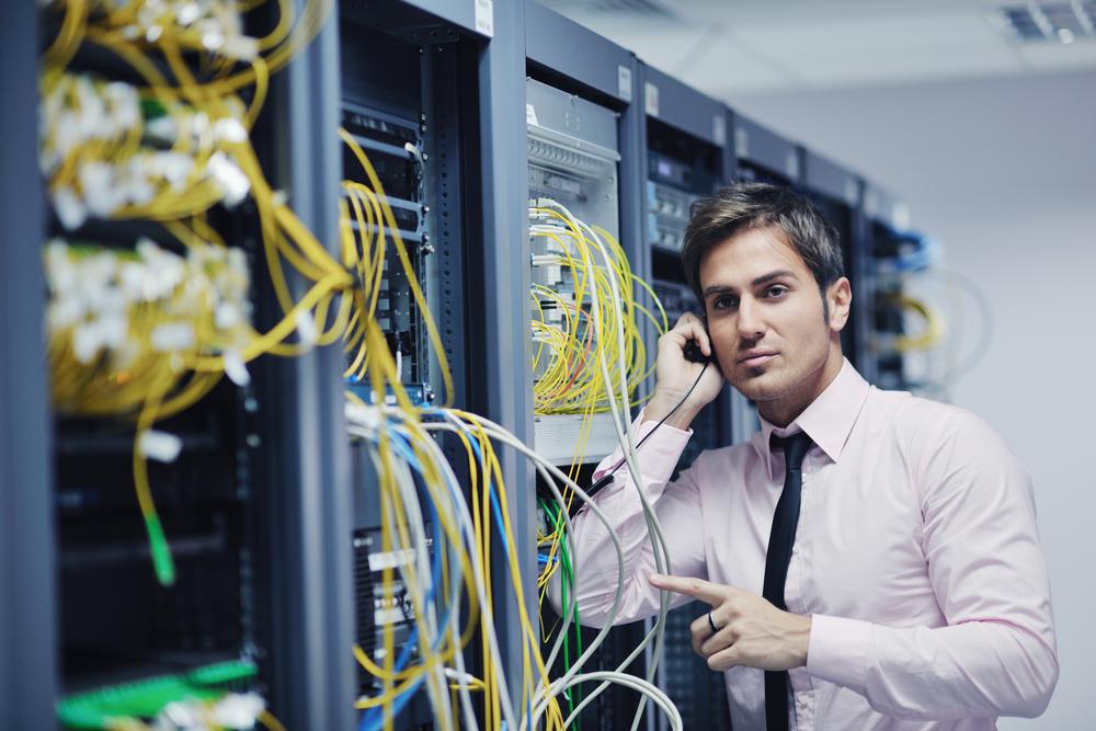 システム構築のプロ!「ネットワークエンジニア」の業界研究