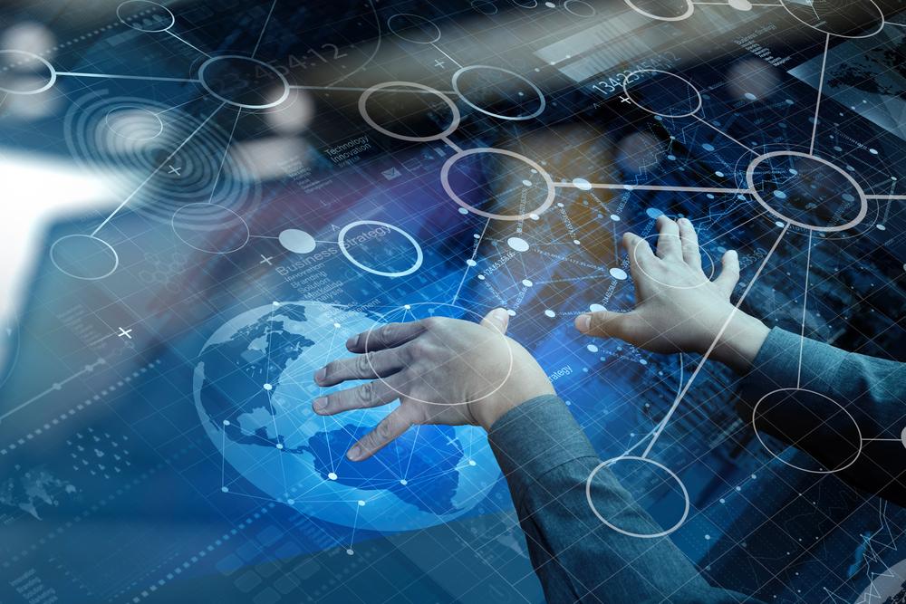 webやネットワークのイメージ