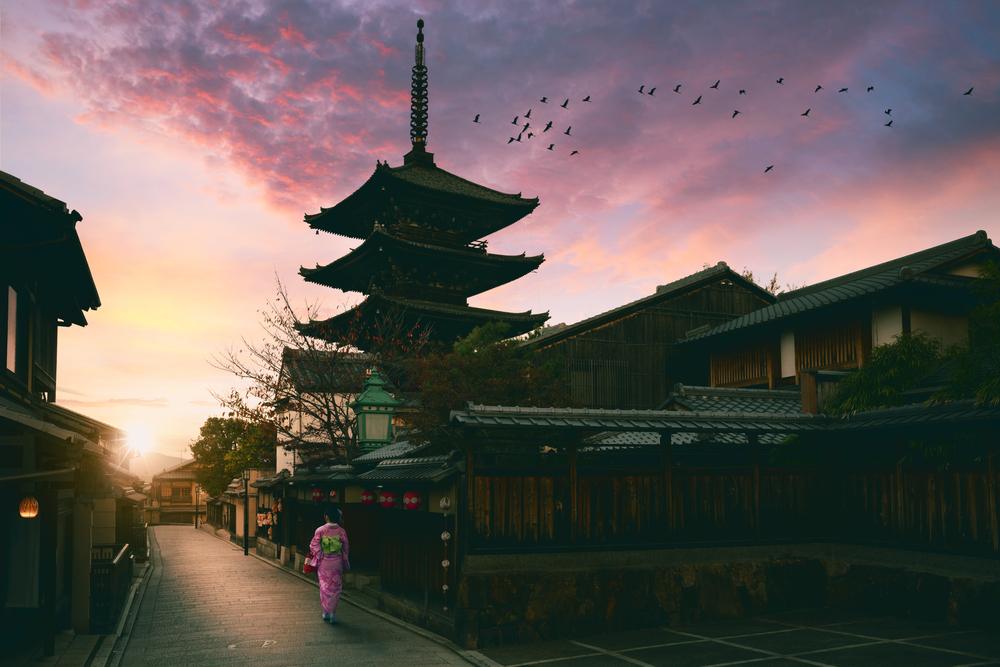 日本の古都