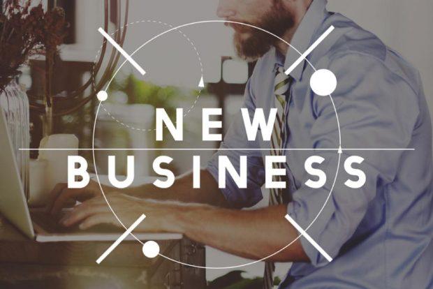 「NEW BUSINESS」と書かれた画像