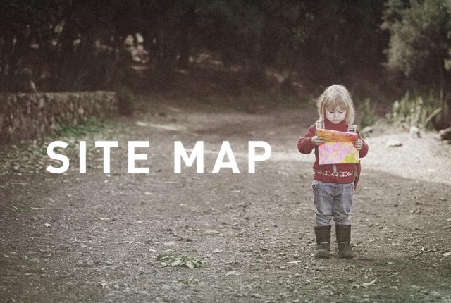 『sitemap』と書いてある画像
