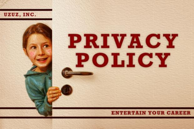 UZUZのプライバシーポリシー